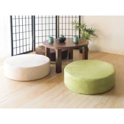 座り心地に自信あり!色が選べる低反発クッション 座椅子としても活躍します。 ※お届けは低反発クッションのみです。