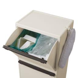 多分別ごみ箱2段 ハイタイプ