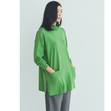 bx/ビーエクス 40双天竺ルーズネックビッグTシャツ 【大きいサイズ L・LL・3L・4L】
