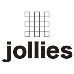 jollies/ジョリーズ コラボ フリンジ付きカゴバッグ
