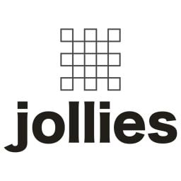 jollies/ジョリーズ コラボ 羽根付きカゴバッグ