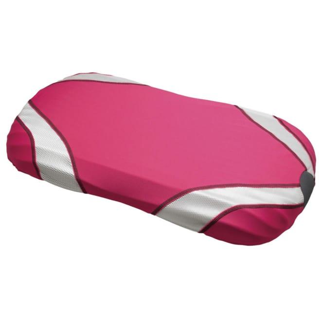 東京西川エアー01 コンディショニングピロー 約36×63cm (ア)ピンク(低め・高さ10cm) 頭と首が安定し、頸椎の負担を緩和。