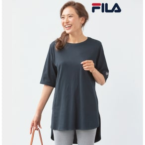 FILA UVオーバーTシャツ 写真