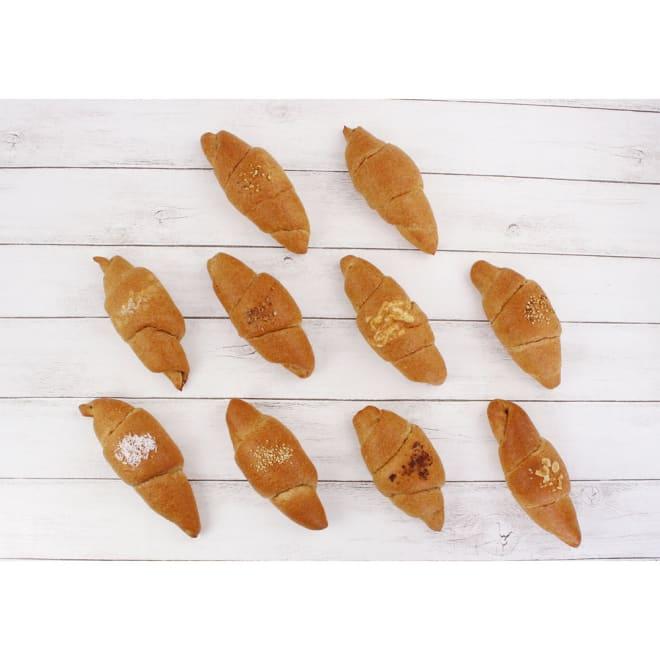 【ディノス限定セット】 フスボン 低糖質パン よくばり10個セット
