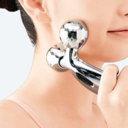 ReFa/リファ プラチナ電子ローラー(R) ReFa CARAT (リファカラット) フェイスライン 口元・頬・あごの肌をケア