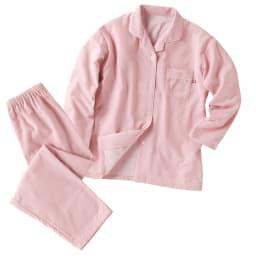 今治ガーゼタオルパジャマ (イ)ピンク