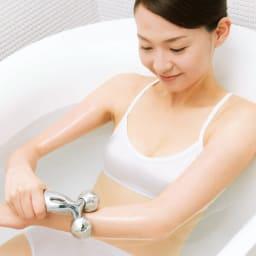 プラチナ電子ローラー(R) ReFa CARAT (リファカラット) 防水 お風呂でケアOK