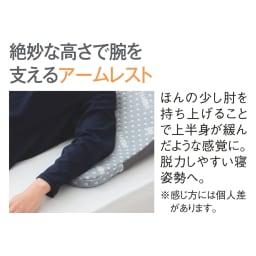 エムール リュクスシリーズ ボディーアッパーピロー2 専用カバー
