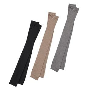 UVカットシルクシリーズ シルク100%UVロングアームカバー 写真