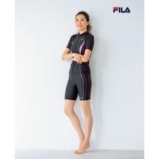 FILA/フィラ フィットネス水着&ラッシュガードセット 9~13号
