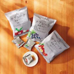 チアシード蒟蒻ゼリー 発酵プラス (10個入×12袋)