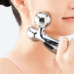 プラチナ電子ローラー(R) ReFa CARAT (リファカラット) フェイスライン 口元・頬・あごの肌をケア
