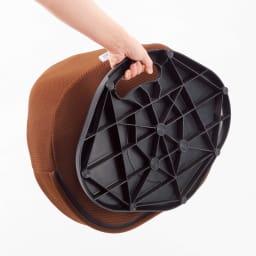 東急スポーツオアシス 骨盤スリムチェアDX 電気不要!軽量コンパクト!持ち運びラクラク!