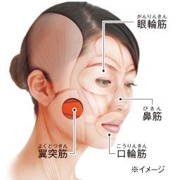 ミリオンスマイルターボ 深層美人筋にアプローチ 効率的にお顔を引き締め
