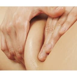 セルスルーエステ ロングトップス エステティシャンの手でつままれているような感覚で刺激。※イメージ