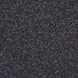 ARIKI/アリキ 裏起毛プリントストレートパンツ(選べる股下2丈) (ウ)グレーヘリンボーン・・・柄アップ