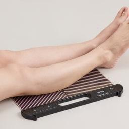 【送料無料】ルルド EMSシートプラス シェイプアップボードに取り付けても、単体でも!気になる部分にアプローチするEMSシート 足裏~ふくらはぎの腓腹筋やヒラメ筋など歩く力の筋肉に その他にも足裏など