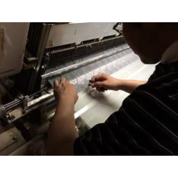 笹田織物 UVシルクエアリーストール(日本製) 日本の伝統技術で編み立て。