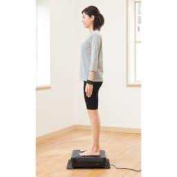【送料無料】ルルド シェイプアップボード+EMSシートプラス シェイプアップボードに取り付けても、単体でも!気になる部分にアプローチするEMSシート 足裏~ふくらはぎの腓腹筋やヒラメ筋など歩く力の筋肉に その他にも足裏など