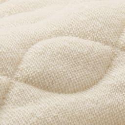 ファイテン 抗菌防臭リラックス寝具シリーズ リバーシブル パッドシーツ(シングルサイズ) 【爽やかパイル面】パイル編みで肌離れがよく、吸水性に優れているので、暑い時期にも。