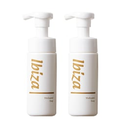 Ibiza/イビサシリーズ 薬用ソープ 140ml お得な2本組