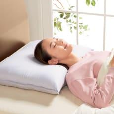 リラックスフィット枕 リッチ お得な本体+カバー