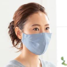 岡山デニムの小顔見せマスク 4枚組