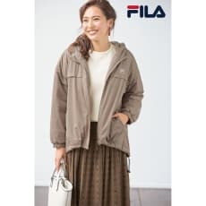 FILA 薄中綿の防風マルチブルゾン(はっ水・防風・UV)
