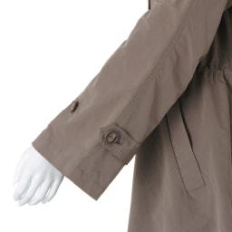 透湿防水素材 モッズコート