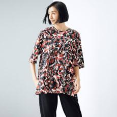 bx/ビーエクス マーカープリント クルーネック ビッグTシャツ