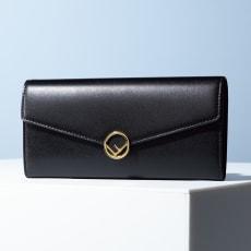 FENDI/フェンディ エフイズフェンディ 長財布(イタリア製)