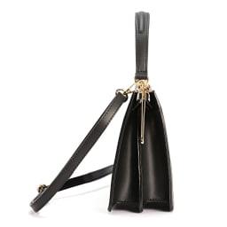 LAURA DI MAGGIO(R)/ラウラ ディ マッジオ ワンハンドル バッグ(イタリア製) SIDE