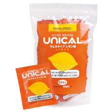 ユニカルカルシウム ラムネタイプ レモン味 60包