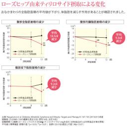森下仁丹ヘルスエイド ローズヒップ 180粒 【機能性表示食品】 お得な2個組 ヒト試験により、体脂肪の低減を実証!