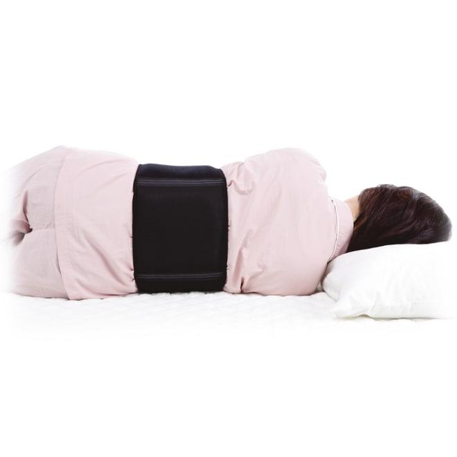 軽~い空気の腰巻枕