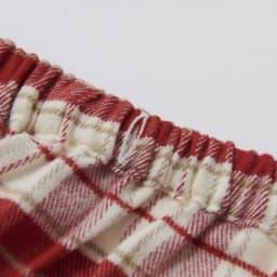 セシール 軽くてあったか中空糸パジャマ(綿100%・日本製) ゴムが取り換えられます!