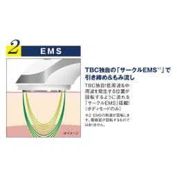 TBC ヒートキャビシェイプPG 本体セット 「ヒートキャビデラックス」発想! 美しいボディラインを目指す4つの機能