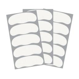 美ハリおやすみ額シート(30枚入) 横長のおでこに合わせた形状