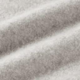 CONVERSE/コンバース 裏シャギーリラックスワンピース 肌に当たる裏面はシャギーで温かく。