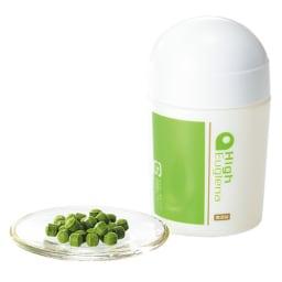 ハイ・ユーグレナ 360粒 2本セット 石垣産ユーグレナを80%と高配合。石垣産ユーグレナと石垣産クロレラを8対2の割合で配合。着色料、香料、保存料は一切使用していない、うれしい無添加です。