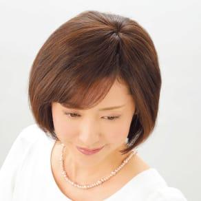 ミニつむじヘアピース (レギュラー) 写真
