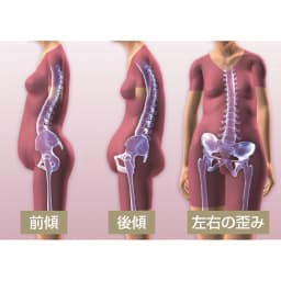 芦屋美整体 骨盤スリムショーツ エアリー 骨盤の歪みは、ぽっこりお腹や腰への負担、さらなる骨盤の開き等につながります。
