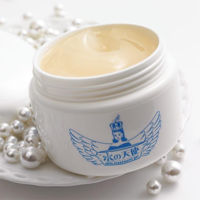 水の天使 スキントリートメントゲル 150g 1個で5役の薬用ゲル。 化粧水・乳液・美容液・美白液・化粧下地