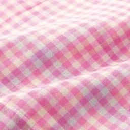 ダブルガーゼ シャツパジャマ 二重ガーゼ やわらかなガーゼを2枚重ね、優しい肌ざわりで通気性にも優れた素材。洗うほど体になじみます。