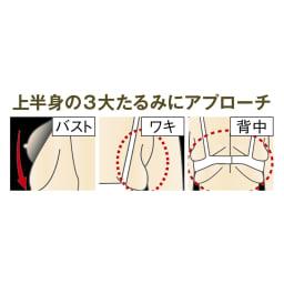 土井さんインナーシリーズ 「0」感覚 着るだけ美姿勢ブラキャミ