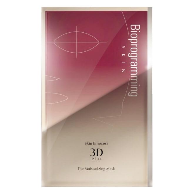 バイオプログラミング スキンタイムセス 3D Plus ザ・モイスチャライジングマスク(37ml×6袋)