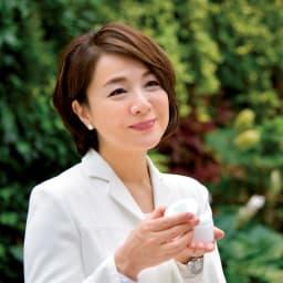 TSUDA SETSUKO スキンバリアクリーム 35g 開発者 津田攝子さん