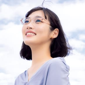 アイブレラ クリアフロー eyebrella 写真