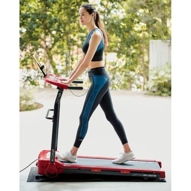 アルインコ/ALINCO ジョギングマシン AKJ2018 インテリアに馴染むジョギングマシン