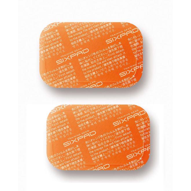 SIXPAD/シックスパッド BodyFit&ArmBelt用ジェルシート (2枚×2箱セット)
